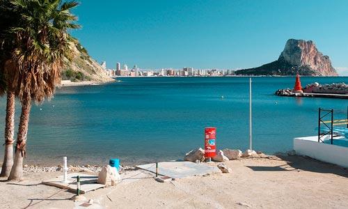 Puerto Blanco Calpe